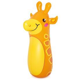 Игрушка для боксирования надувная «Животные», 89 см, от 3 лет, цвета МИКС, 52152 Bestway Ош