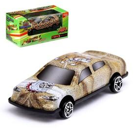 Машина металлическая «Сафари», цвета МИКС Ош