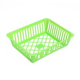 Корзина для луковичных, квадратная, 25 × 30 см, цвет МИКС Ош