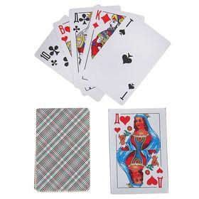 Карты игральные бумажные 'Дама', 36 шт., 8,8 × 6,3 см Ош