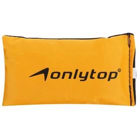 Мешочек для метания ONLITOP, вес 200 г, цвета МИКС Ош