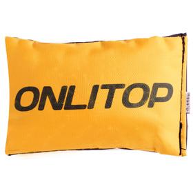 Мешочек для метания ONLITOP, вес 150 г, цвета МИКС Ош