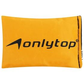 Мешочек для метания ONLITOP, вес 100 г, цвета МИКС Ош
