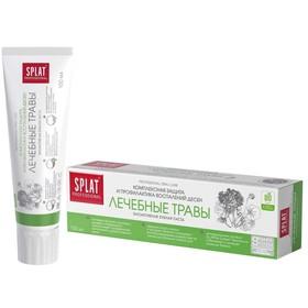 Зубная паста Splat Professional «Лечебные травы», 100 г