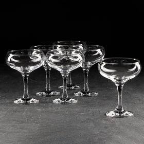 Набор фужеров для шампанского Bistro, 260 мл, 6 шт