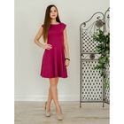 Платье женское 1523, размер 44, рост 168 см, цвет розовый