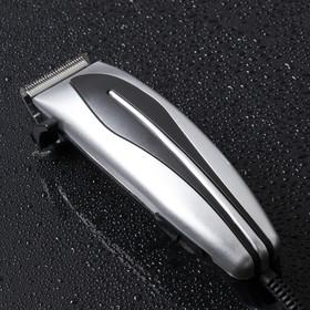 Машинка для стрижки волос LuazON LST-11, 15 Вт, шнур 1.8 м, насадки 3, 6, 10, 13 мм Ош