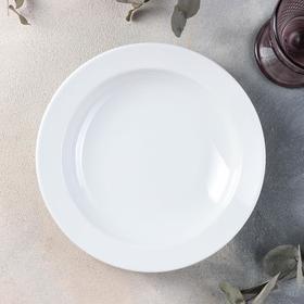 Тарелка глубокая «Бельё», d=22,5 см