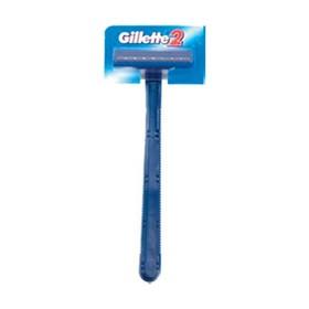 Бритвенные станки одноразовые Gillette, 2 лезвия, 1шт