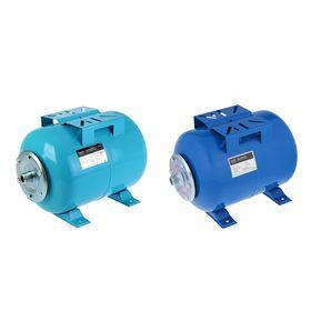 Гидроаккумулятор Oasis GH-24N, для систем водоснабжения, горизонтальный, 24 л