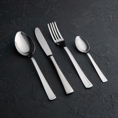 Набор столовых приборов «Модерн», 24 предмета - Фото 1