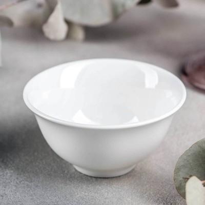 Салатник, 145 мл, цвет белый - Фото 1