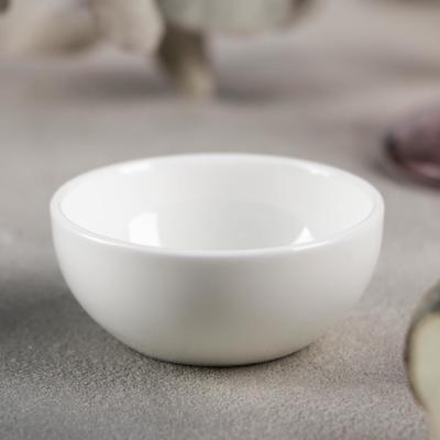 Салатник, 70 мл, цвет белый - Фото 1