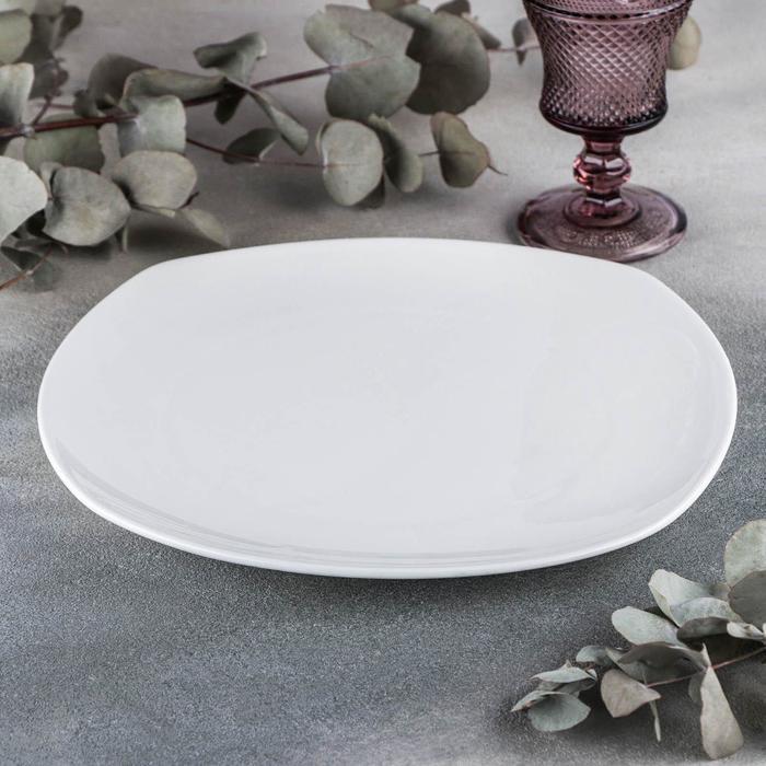 Блюдо квадратное Wilmax Ilona, 29,5×29,5 см
