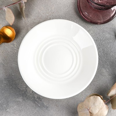 Блюдце, d=14 см - Фото 1