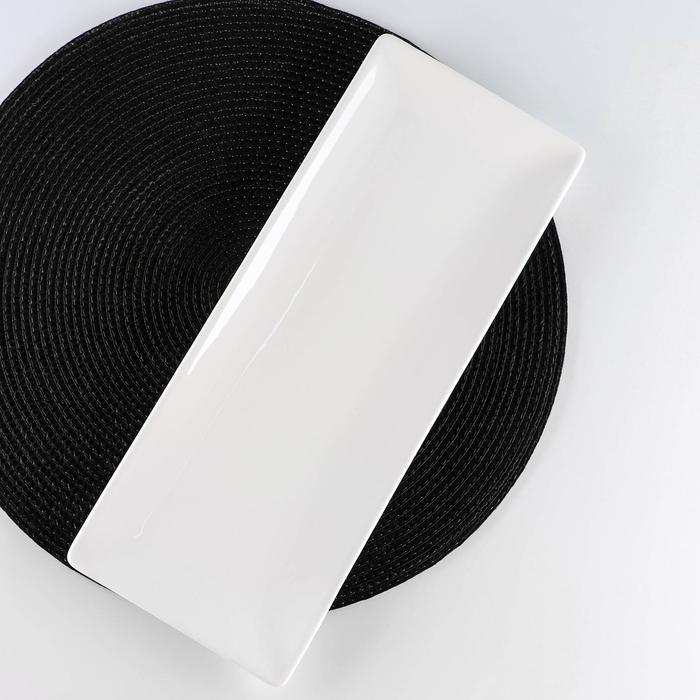 Блюдо для суши/канапе Wilmax, 35×13 см