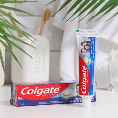 Зубная паста Colgate «Максимальная защита от кариеса», свежая мята, 50 мл