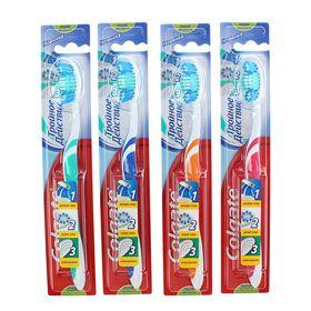 Зубная щётка Colgate «Тройное действие», цвет МИКС