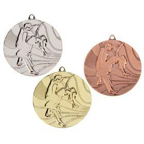 Медаль тематическая 075 'Танцы', серебро Ош