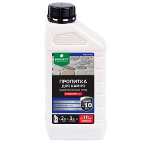 Пропитка для камня Prosept Aquaisol, гидрофобизирующий состав. Концентрат, 1л Ош