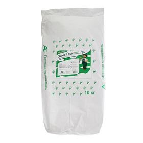 Газонная травосмесь Зима Грин, 10 кг