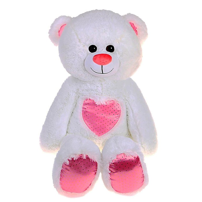 Мягкая игрушка Медвежонок Монти, 100 см