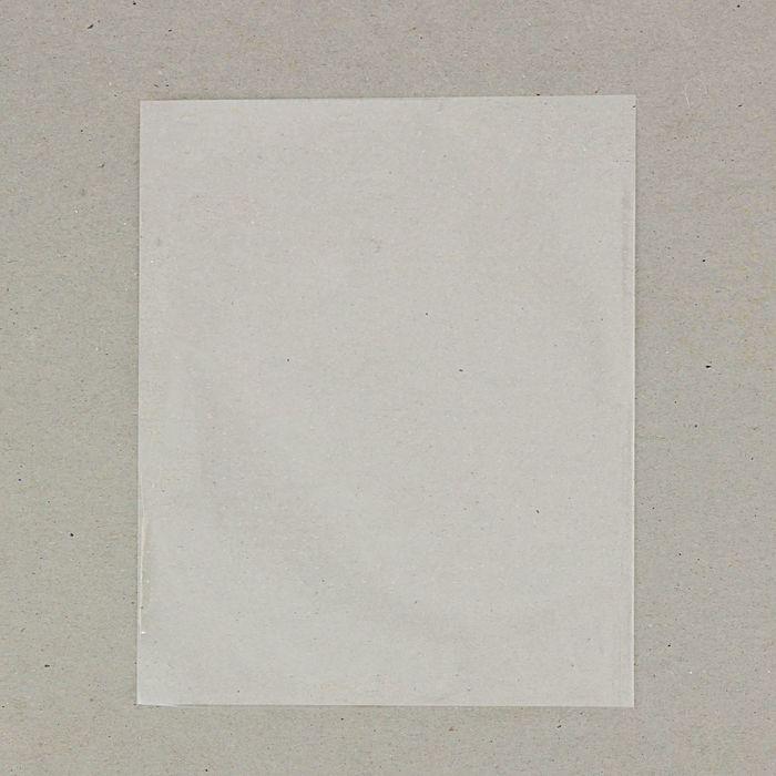 Пакет без липкой ленты с перфорацией 16 х 20 см
