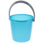 Ведро «Соло», 3 л, цвет голубой перламутр
