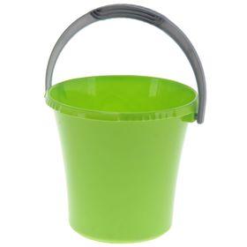 Ведро «Либерти», 3 л, цвет салатовый