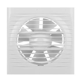 Вентилятор вытяжной AURAMAX OPTIMA 5, 175х175 мм, d=125 мм, 220‒240 В Ош