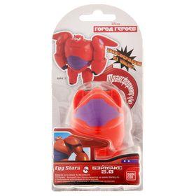 Яйцо-трансформер «Бэймакс», цвет красный