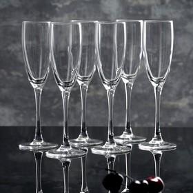 Набор фужеров для шампанского «Эталон», 170 мл, 6 шт