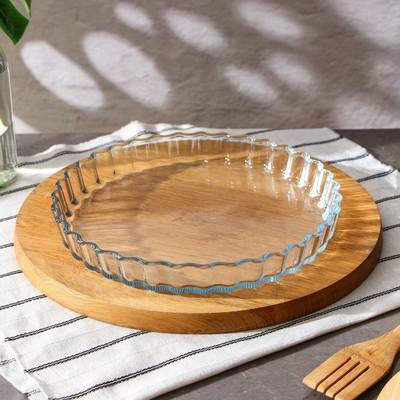Форма для запекания круглая Pyrex, 1,3 л - Фото 1