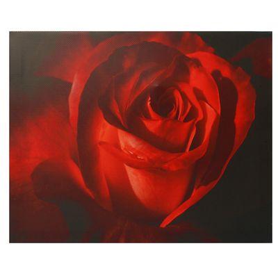 """Холст """"Роза"""" 40х50 см - Фото 1"""