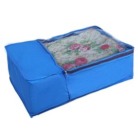 Чехол для одеяла 40×60×20 см, цвет синий Ош