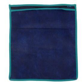 Чехол для обуви 30×35 см, цвет синий Ош