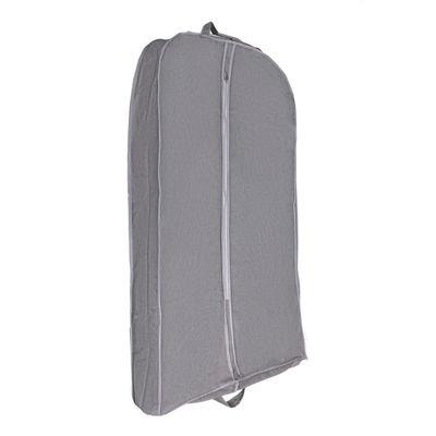 Чехол для одежды зимний 140×60×10 см, цвет серый - Фото 1