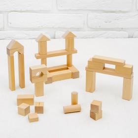 Строительный набор № 2, 60 элементов