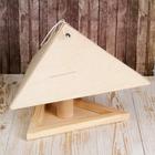 Кормушка для птиц, 32 × 28 × 23 см, «Зонтик» - Фото 2