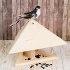 Кормушка для птиц, 32 × 28 × 23 см, «Зонтик» - Фото 3
