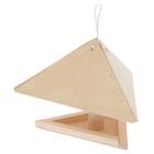 Кормушка для птиц, 32 × 28 × 23 см, «Зонтик» - Фото 5
