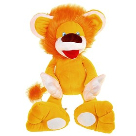 Мягкая игрушка «Львёнок»