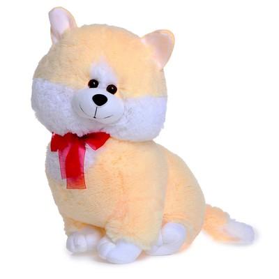 Мягкая игрушка «Кошка», цвета МИКС - Фото 1