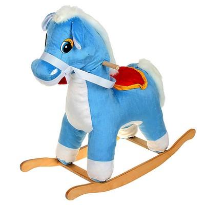 Качалка «Лошадь», цвета МИКС