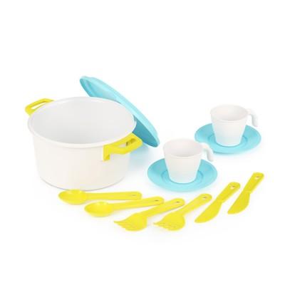 Набор посуды для кукол, «Хозяйка» на 2 персоны - Фото 1
