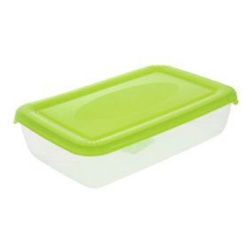 Контейнер пищевой Plast team Polar, 1,9 л, цвет МИКС