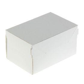 Упаковка для продуктов, белый 15 х 10 х 8,5 см, 1,2 л