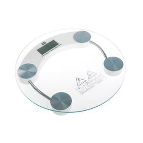Весы напольные Irit IR-7250, электронные, до 150 кг, стекло Ош