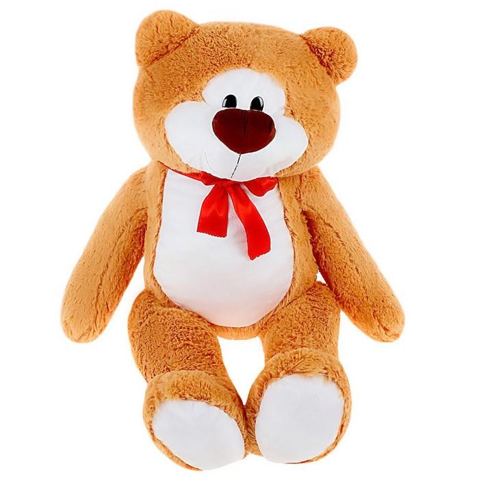 Мягкая игрушка Медведь Бред, большой, 110 см