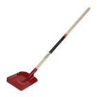 Лопата совковая, деревянный черенок